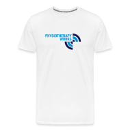 T-Shirts ~ Männer Premium T-Shirt ~ Physiotherapie Works