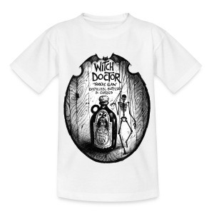 Kid's Witch Doctor  - Kids' T-Shirt
