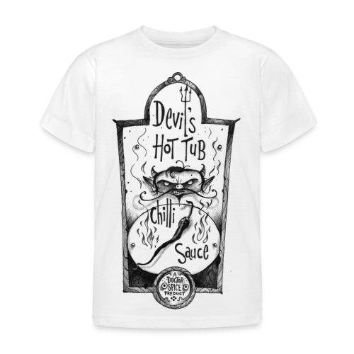 Kid's Devil's Hot Tub - Kids' T-Shirt