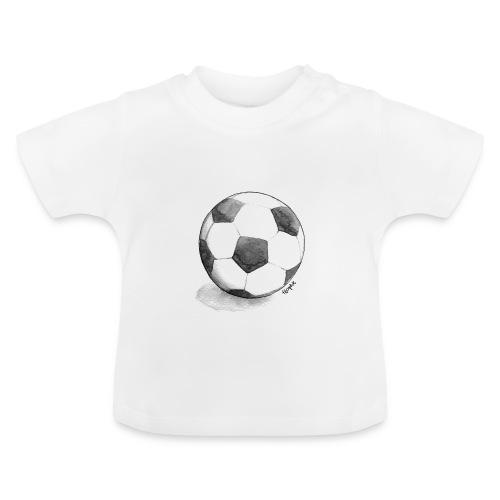 FOTBOLL - Baby-T-shirt