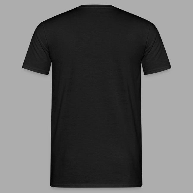 Click Me Shirt - Flexdruck weiß