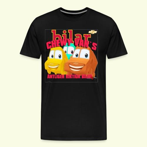 CHEWY VAN`S - Men's Premium T-Shirt