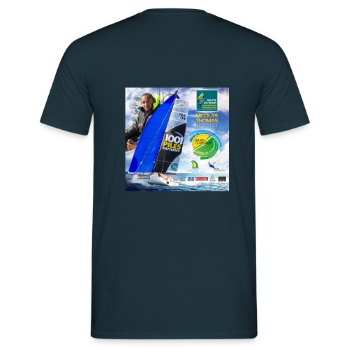 soutenir nicolas - T-shirt Homme
