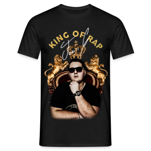 King of Rap M - Männer T-Shirt