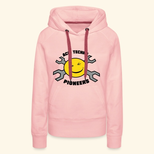 Acid Techno Pioneers Collection - Women's Premium Hoodie