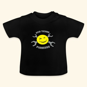 Acid Techno Pioneers Baby T-Shirt - Baby T-Shirt