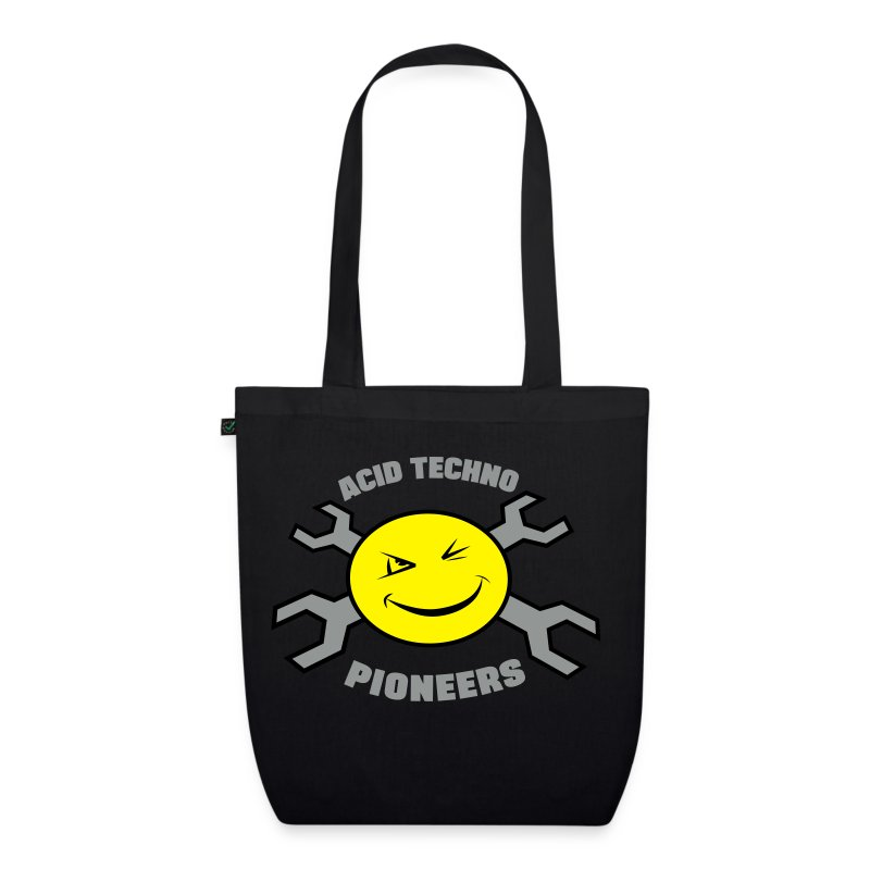 Acid Techno Pioneers EarthPositive Tote Bag - EarthPositive Tote Bag