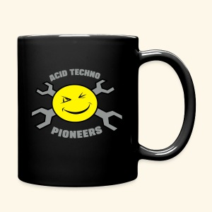 Acid Techno Pioneers Silver Mag - Full Colour Mug
