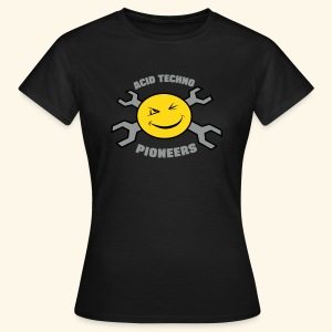 Acid Techno Pioneers  - Women's T-Shirt