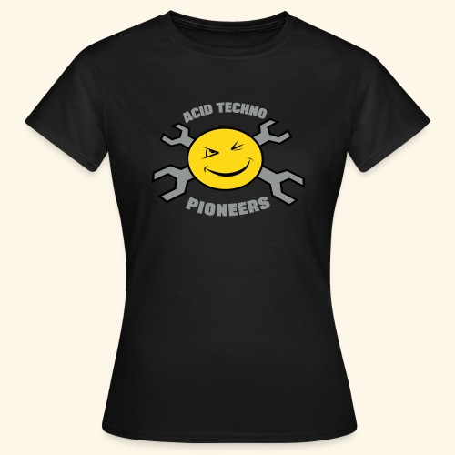 Acid Techno Pioneers  - Women's T-Shirt