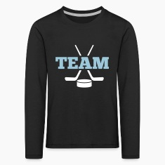 Ice hockey Long Sleeve Shirts