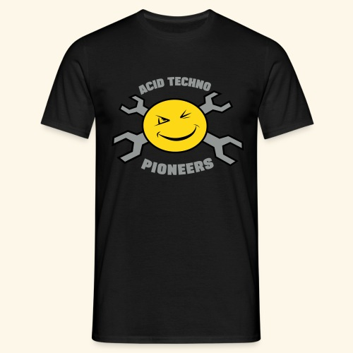 Acid Techno Pioneers  - Men's T-Shirt