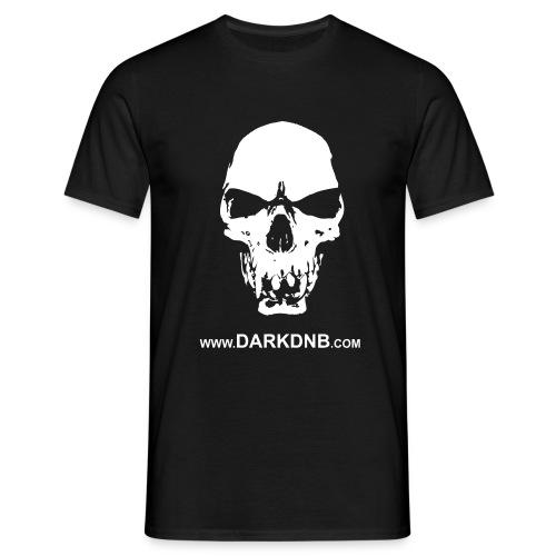 Dark Skull / DnB Men's T-Shirt - Men's T-Shirt