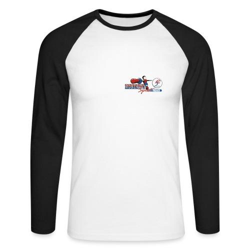 detoure.png - T-shirt baseball manches longues Homme