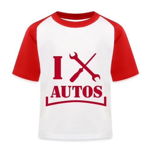 Camiseta béisbol niño