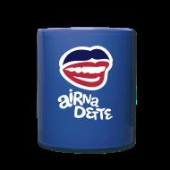 Bouteilles et Tasses ~ Tasse en couleur ~ Tasse Mug - Bouche