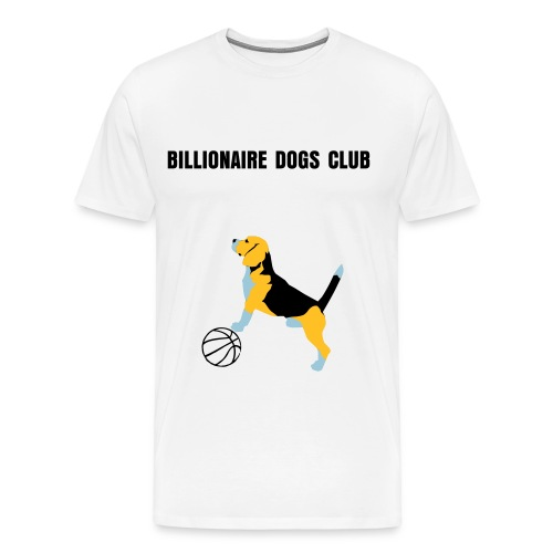 bball dogs - T-shirt Premium Homme