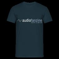Tee shirts ~ Tee shirt Homme ~ T-shirt homme AF logo bleu
