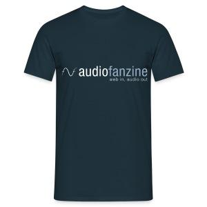 T-shirt homme AF logo bleu - T-shirt Homme