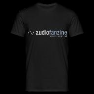 Tee shirts ~ Tee shirt Homme ~ T-shirt homme AF logo noir