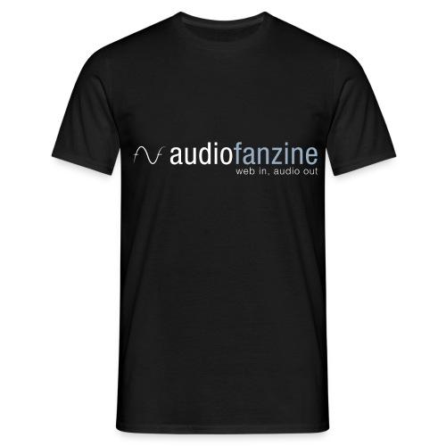 T-shirt homme AF logo noir - T-shirt Homme