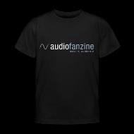 Tee shirts ~ Tee shirt Enfant ~ T-shirt Enfant AF logo noir