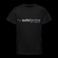 Tee shirts ~ Tee shirt Ado ~ T-shirt Ado AF logo noir