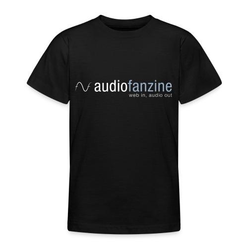 T-shirt Ado AF logo noir - T-shirt Ado