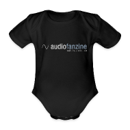 Bodys Bébés ~ Body Bébé ~ Body bébé manches courtes AF logo noir