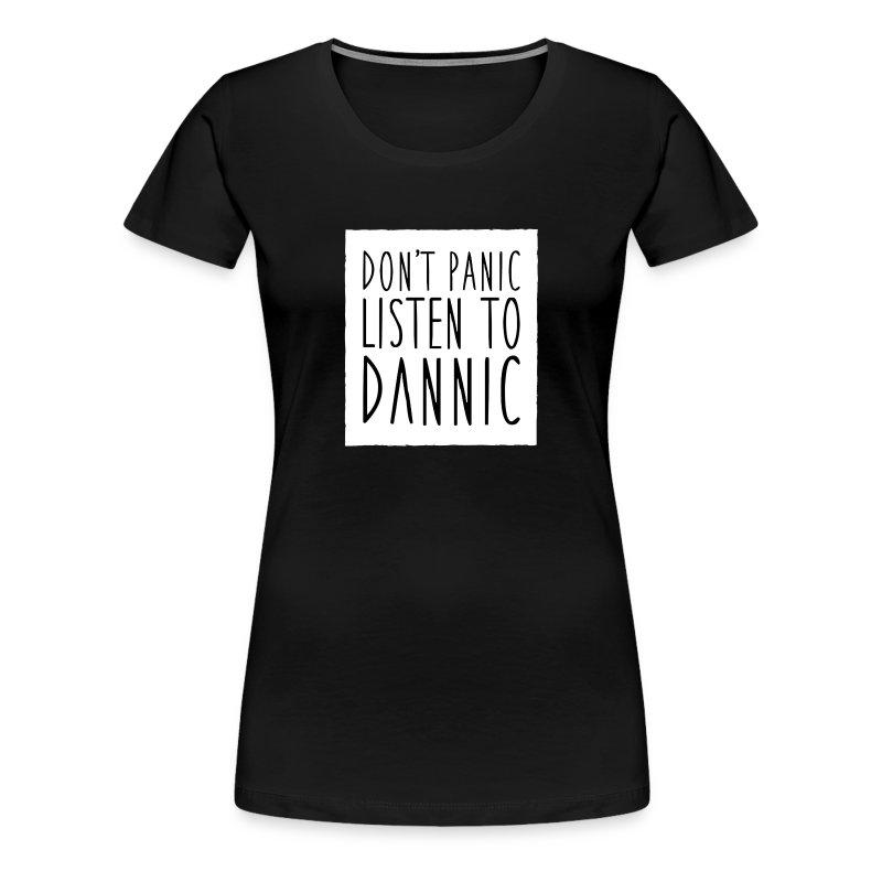 Dannic Shirt (Women) - Women's Premium T-Shirt