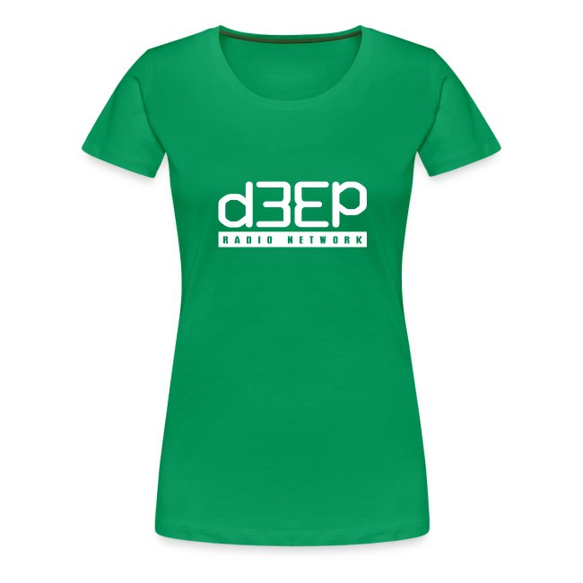 Green Ladies Deep Tee Full text