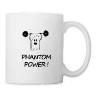 Bouteilles et Tasses ~ Tasse ~ Mug Phantom Power avec logo AF
