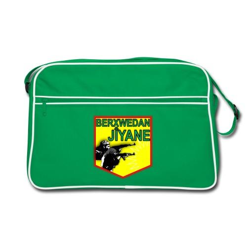 Berxwedan Retro Bag - Retro Tasche