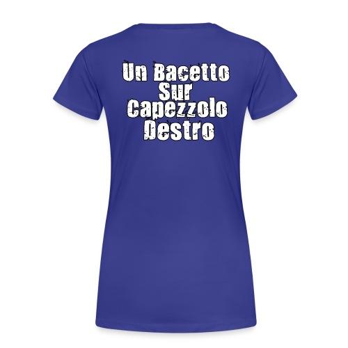 Pio3D Classic T-Shirt Per Donna - Maglietta Premium da donna