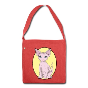 Sphynx bag  - Borsa in materiale riciclato