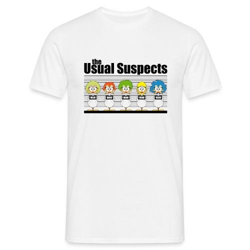 As Patas do Costume - Men's T-Shirt