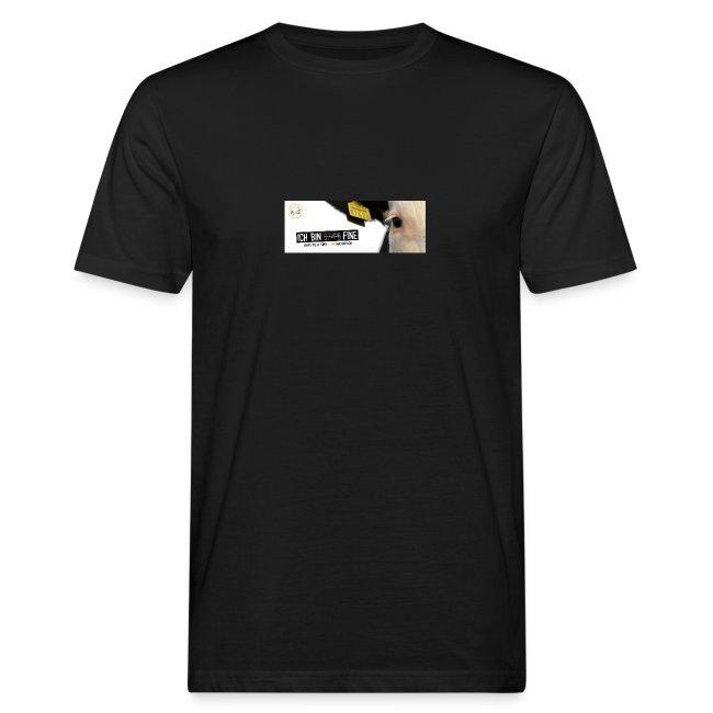 "T-Shirt ""Fine"" bio"