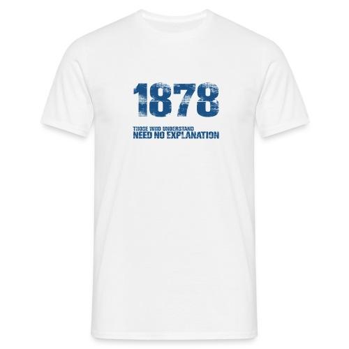 Acronym Collection: 1878 - Men's T-Shirt