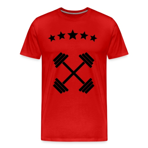 Red arena - Men's Premium T-Shirt