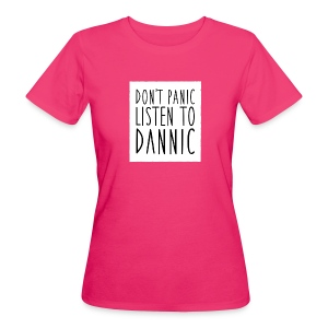 Shirt Dannic (Women) - Women's Organic T-shirt