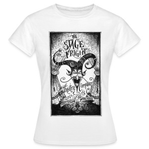 Lady's Stage Fright - Women's T-Shirt