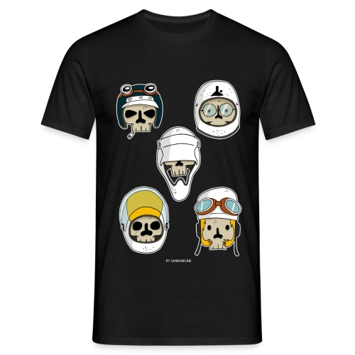 Dead Motards - T-shirt Homme