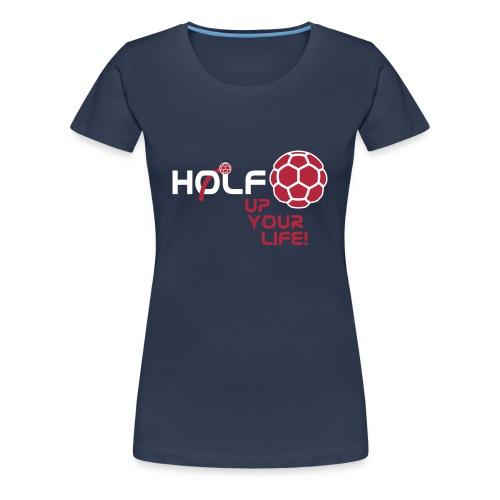 HOLF-Shirt - Frauen Premium T-Shirt