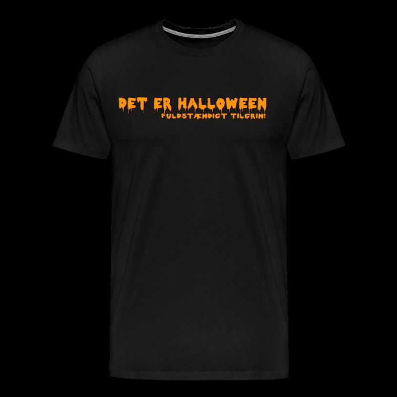 Det Er Halloween (unisex) - Herre premium T-shirt