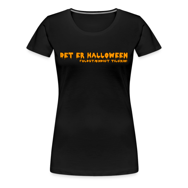 Det Er Halloween [PIGER]