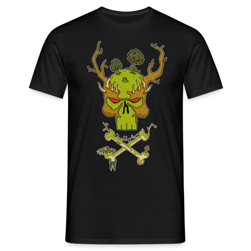 swamp_thing - T-shirt Homme