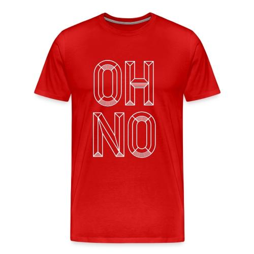 OHNO (Diamanth // LOL-Core) - Männer Premium T-Shirt