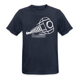 Emblem Shirt (Outlined) - Männer T-Shirt atmungsaktiv