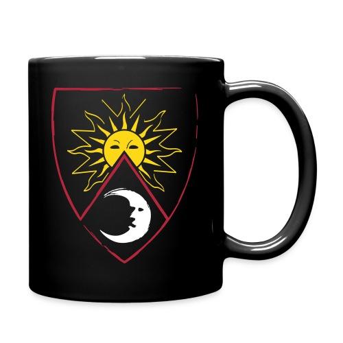 Tasse Blason Noir - Mug uni