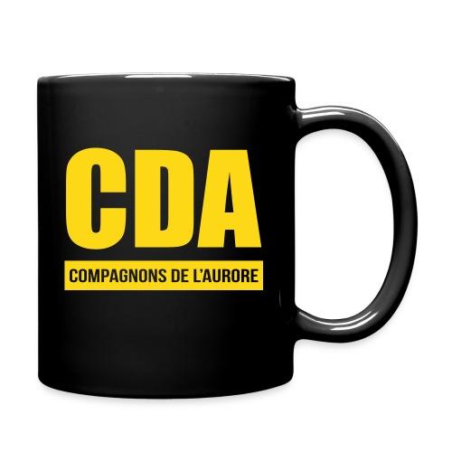 Tasse CDA Noir - Mug uni